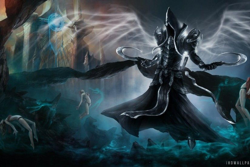 97 Malthael (Diablo III) HD Wallpapers | Backgrounds - Wallpaper Abyss ...