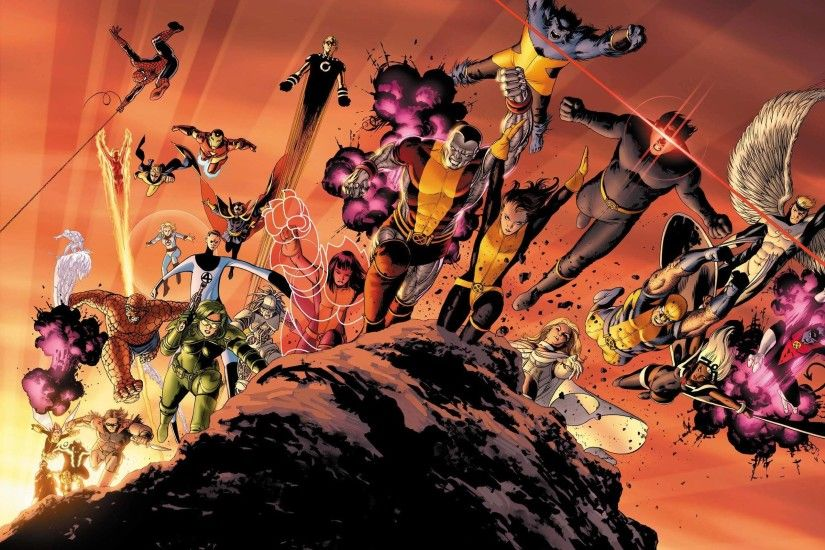 Wallpapers For > X Men Wallpaper