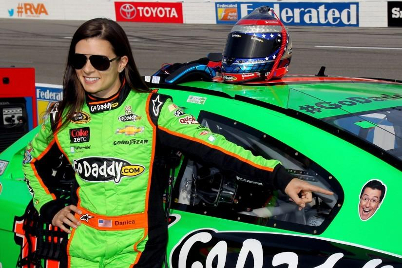 NASCAR race racing danica patrick wallpaper