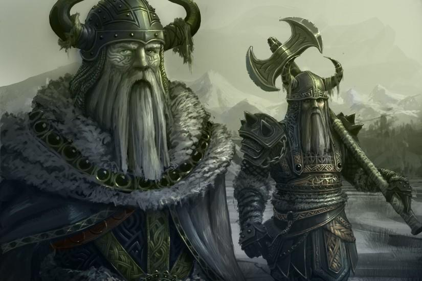 Viking warriors fantasy art wallpaper | 2800x2060 | 41530 | WallpaperUP