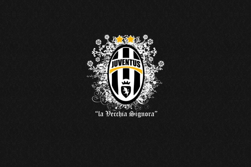 Badge of Juventus ...