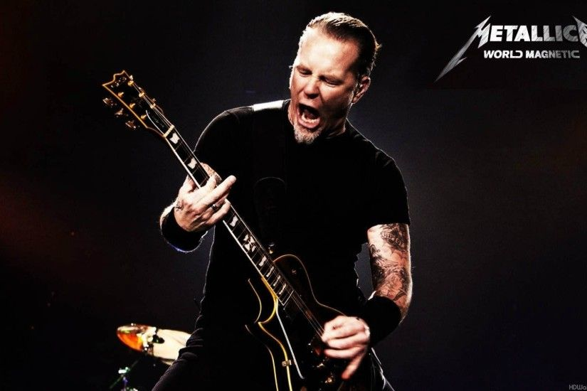 1920x1080 Moustache Rider Metallica James Hetfield Wallpapers 1366x768PX .