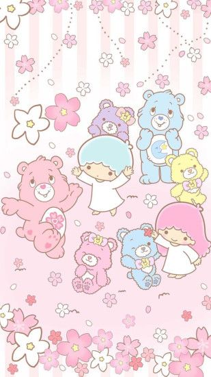 is this care bears meets sanrio?