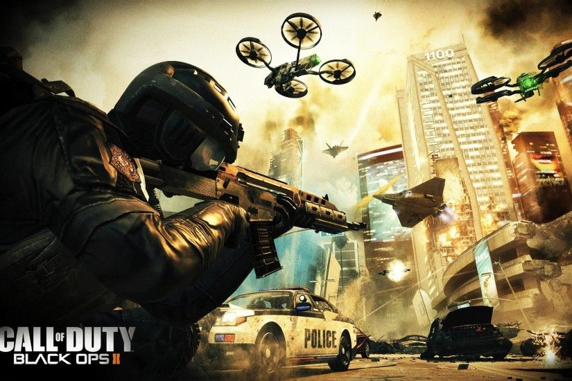 Call of duty black ops 2 HD wallpaper