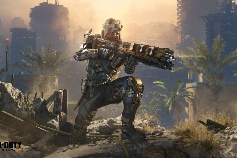 Call Of Duty Black Ops 3 Wallpaper HD 7848