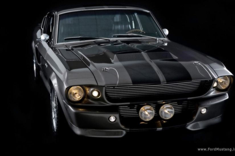 Shelby Mustang GT500 Eleanor - Gone in 60 Seconds 01