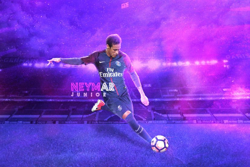 Neymar Paris Saint-Germain P.S.G. soccer
