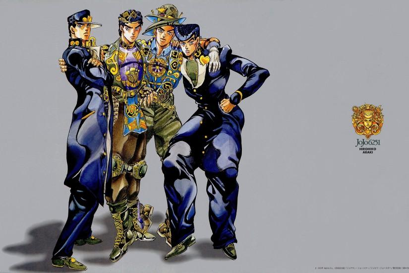 Jojo's Bizarre Adventure Computer Wallpapers, Desktop Backgrounds .