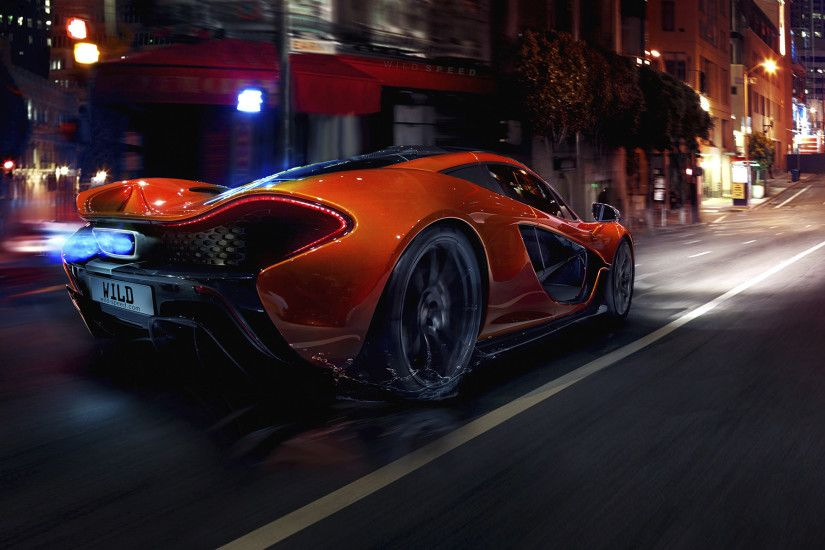 McLaren P1 Wallpaper. Download ...