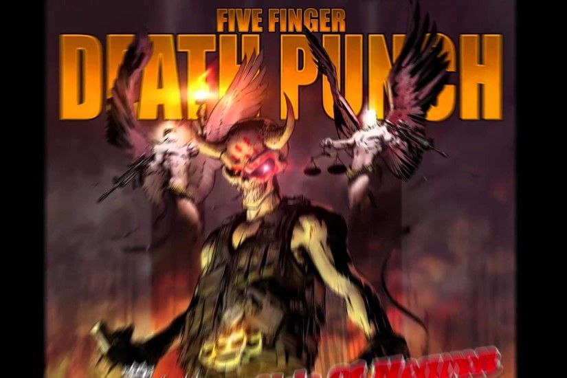 "Five Finger Death Punch - ""Wrong Side of Heaven"" Track by Track - Webisode  Five - YouTube"