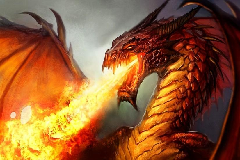 Dragon Fire Best Quality Wallpapers