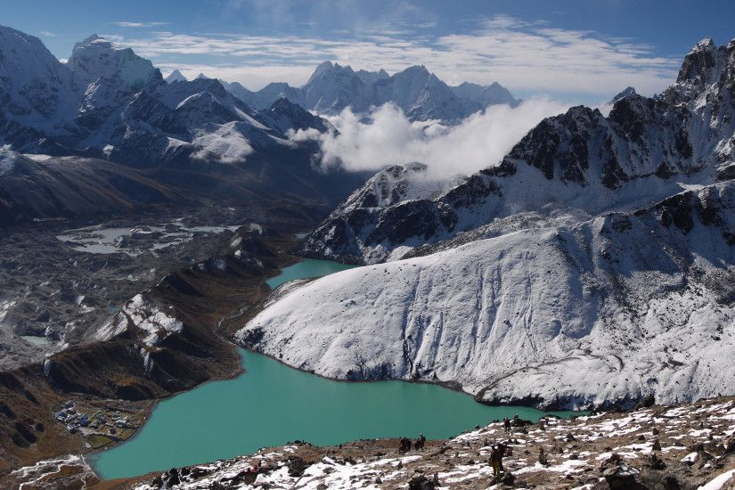 Everest Region Gokyo Ri lake