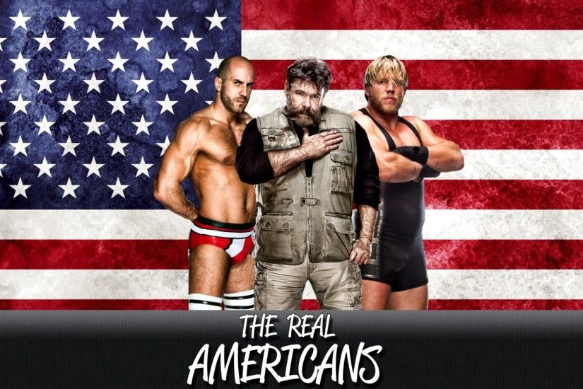 The Real Americans Wallpaper