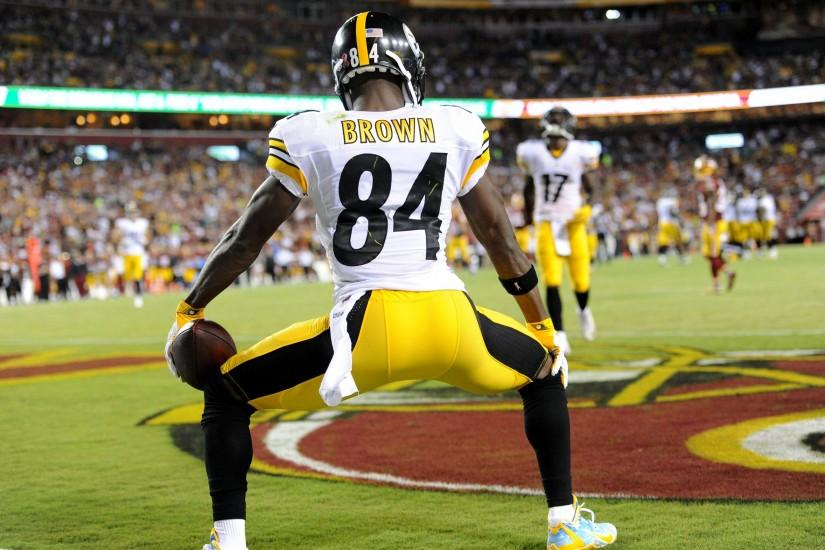 Antonio Brown · HD Wallpaper | Background ID:787967