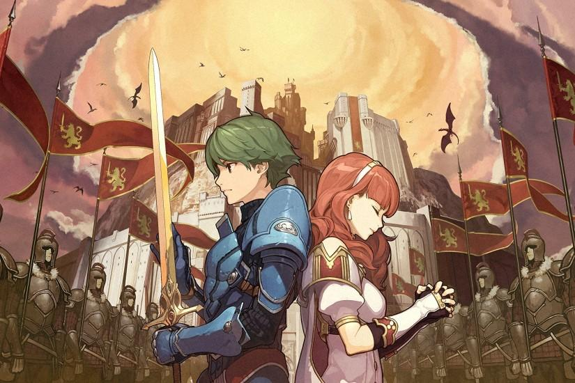 fire emblem wallpaper 2560x1442 mobile