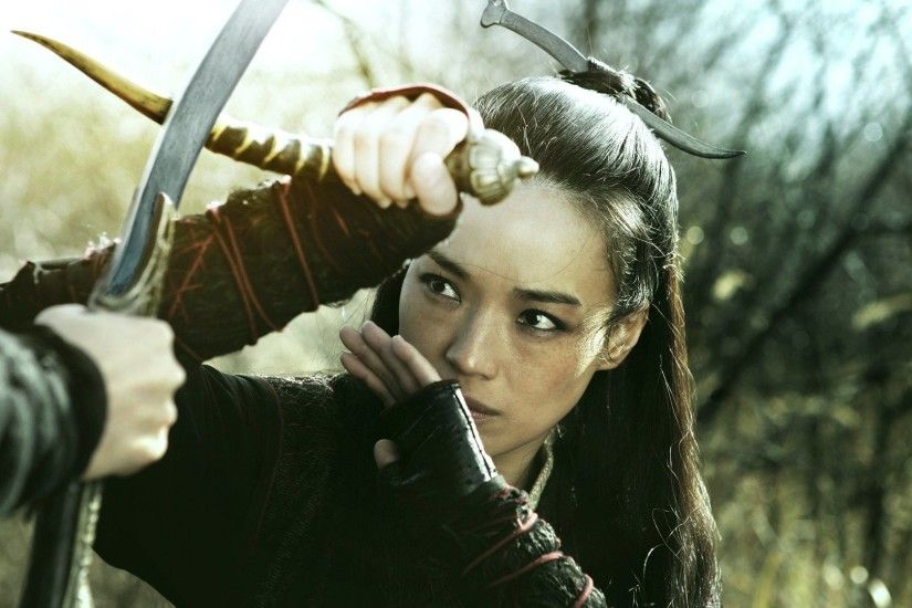 Shu Qi as Nie Yinniang in The Assassin