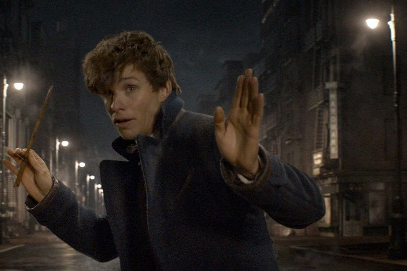 'Fantastic Beasts and Where to Find Them' Trailer 3 - YouTube