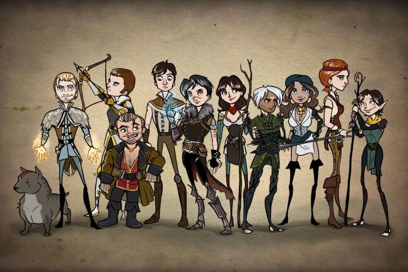 Dragon Age 2 Fan Art