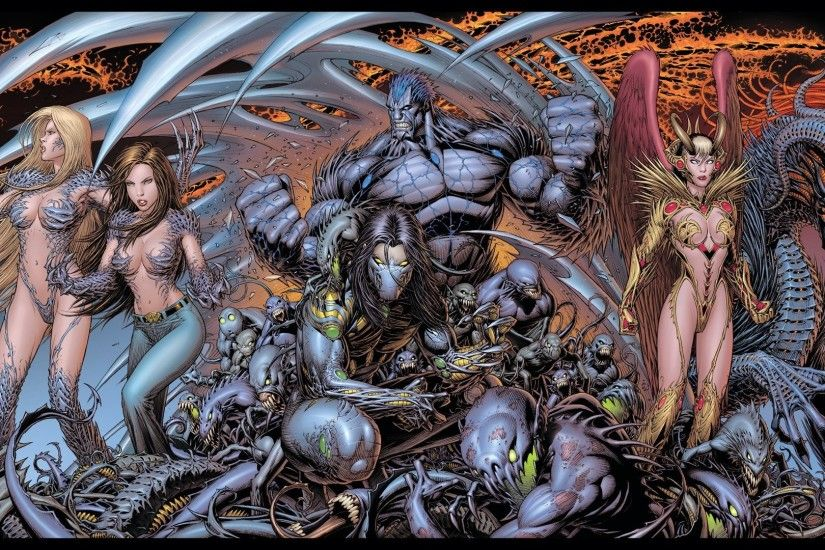 Fantasy Art Witchblade