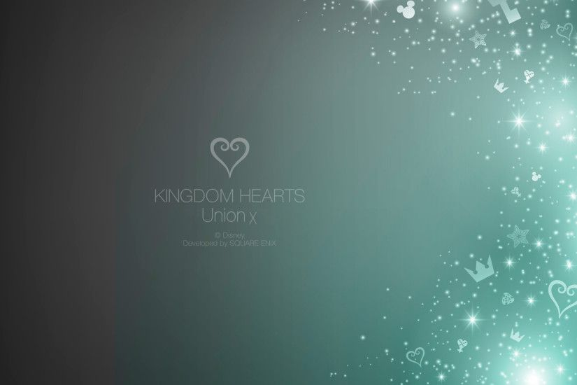 Android. iPhone. Kingdom Hearts Union X Wallpapers