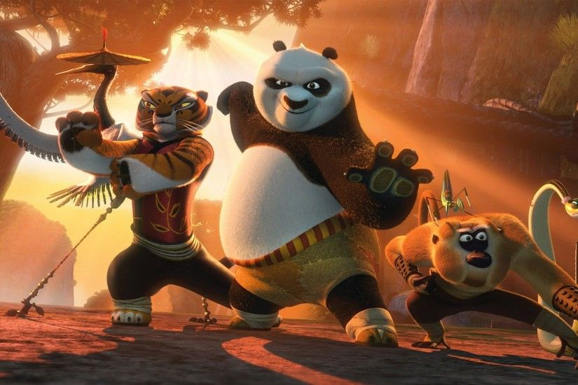 kung fu panda 3. Here i have collected for you some amazing KFP Wallpapers  🙂 Enjoy!