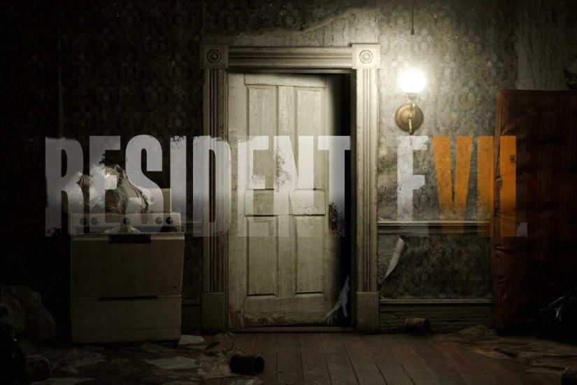 ... Resident Evil 7 Wallpaper 1080p by claterz