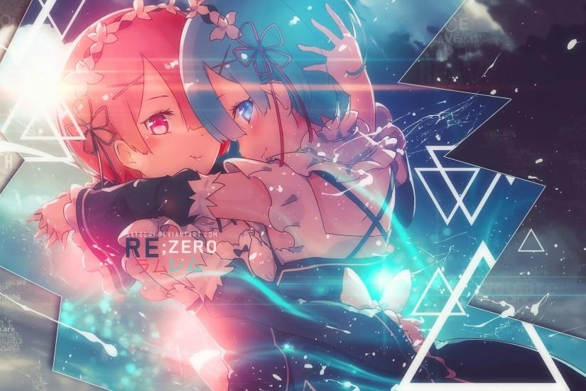 free re zero wallpaper 1920x1080 large resolution
