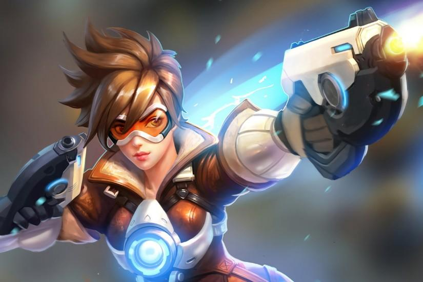 vertical overwatch tracer wallpaper 1920x1080