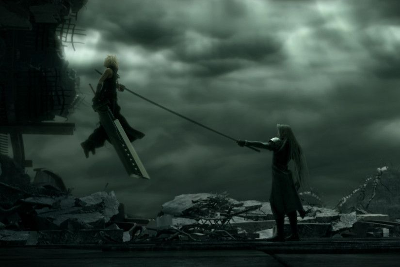 Image - AdventChildrenCOMPLETECloudStab.png | Final Fantasy Wiki | FANDOM  powered by Wikia