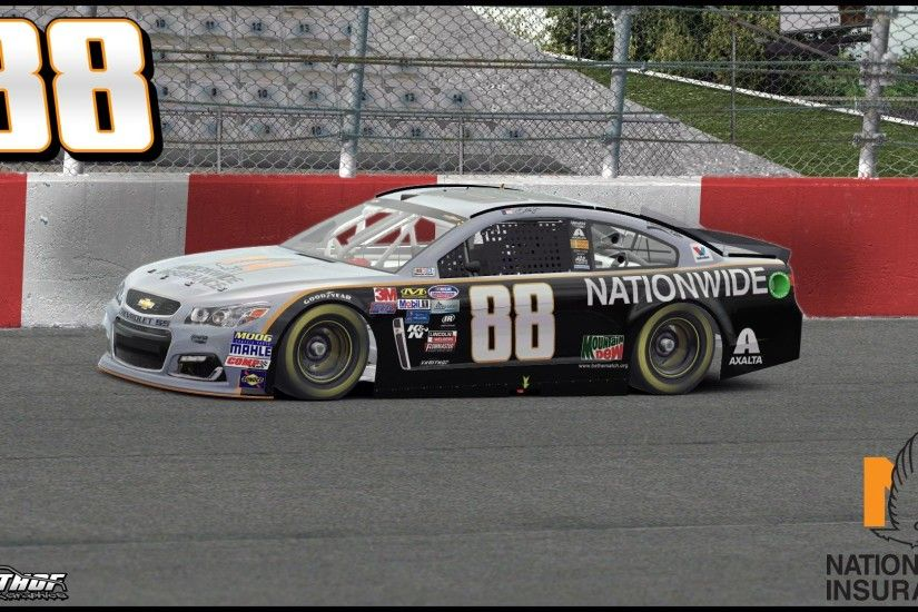 About this Paint. 2016 Dale Earnhardt Jr ...