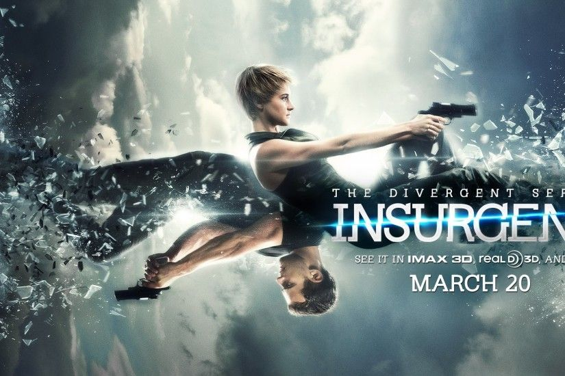 Watch Insurgent Online - 123Movies