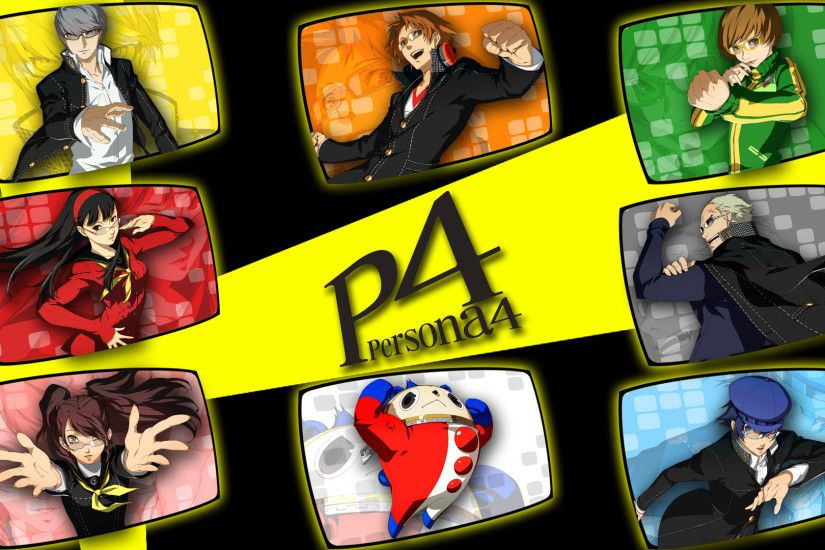 persona 4 midnight channel selection background by mrjechgo desktop  wallpapers high definition monitor download free amazing background photos  artwork ...