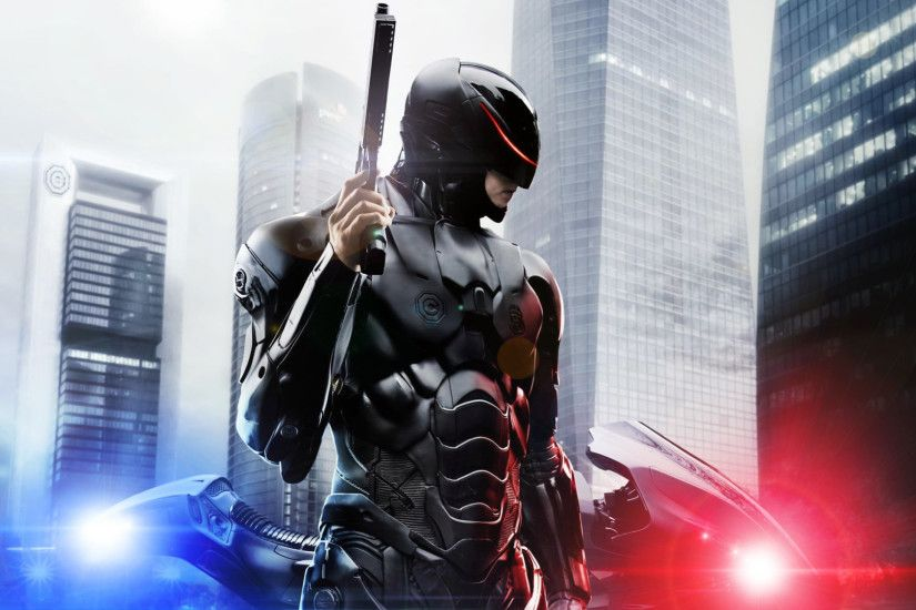 RoboCop HD wallpaper, HD Wallpaper from the movie RoboCop