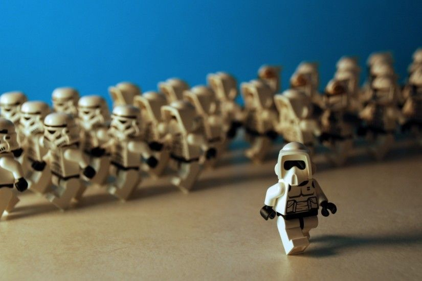 lego star wars stormtroopers wallpapers - Star Wars Lego Stormtrooper HD  desktop wallpaper High