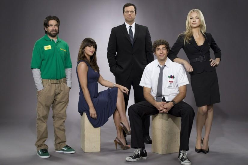Chuck TV series Wallpaper Chuck Movies