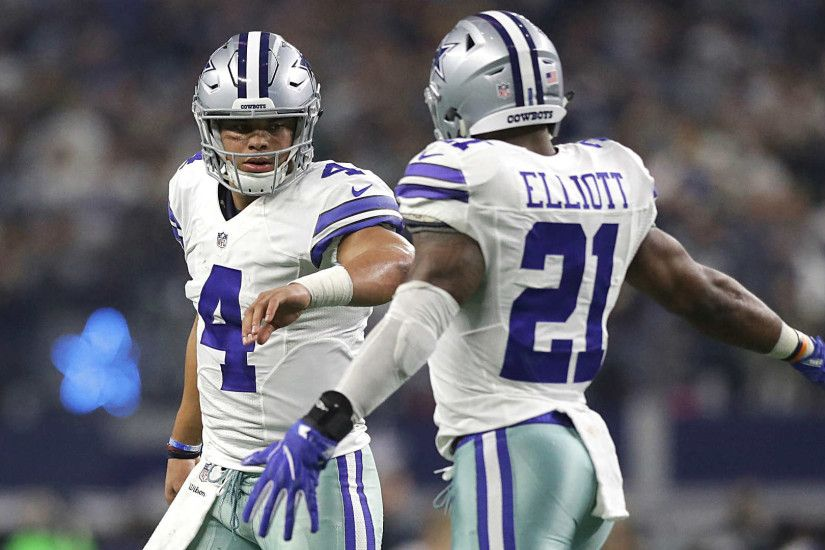 Dak Prescott, Ezekiel Elliott creating tough decision for NFL .
