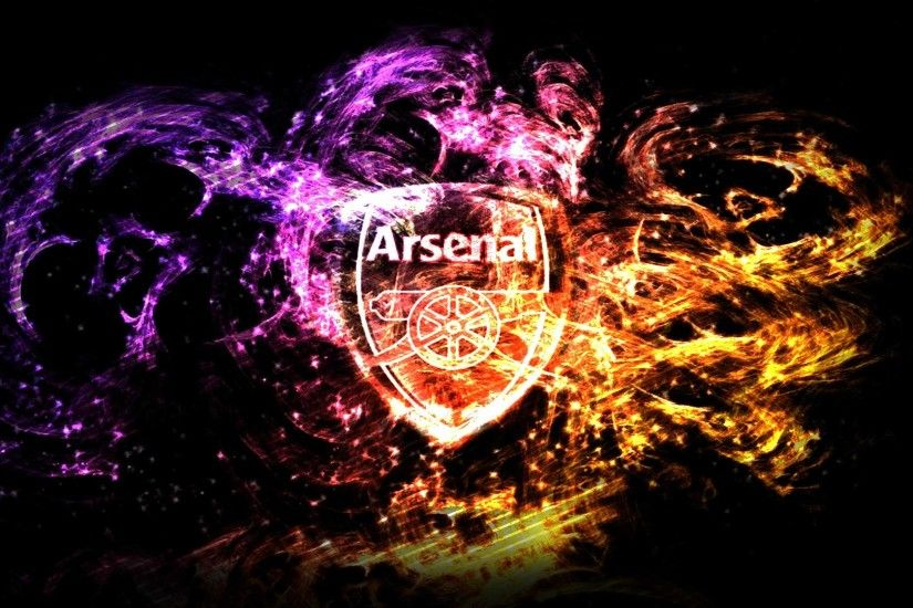 Arsenal Logo 3D Wallpaper | Wallpaper Download