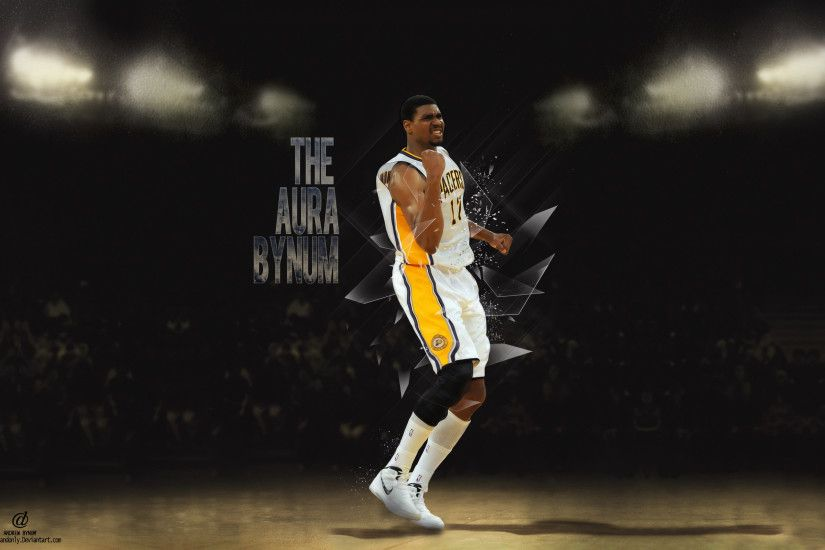 ... Andrew Bynum Indiana Pacers Wallpaper by 31ANDONLY