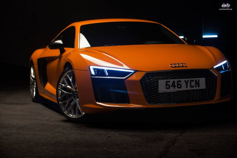 ... 2017 Audi R8 In Style !