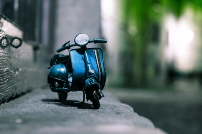 Mini Vespa 🛵 wallpaper