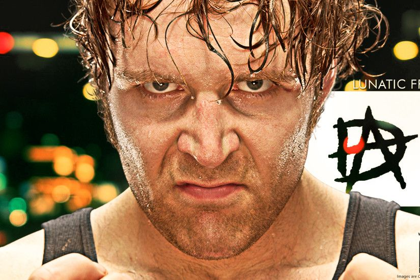 WWE Super star Dean Ambrose new wallpapers