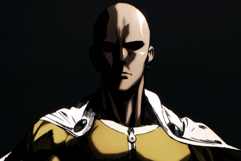 One-Punch Man Screencap/Wallpaper dump