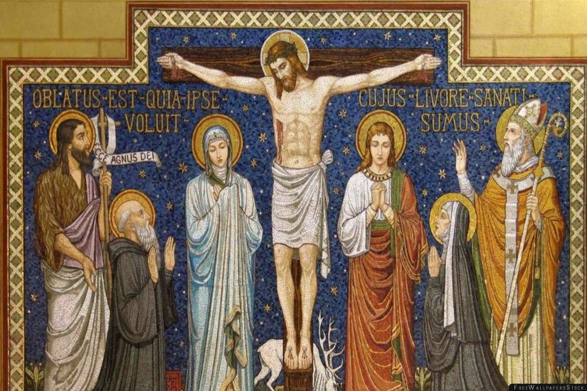Download Free Wallpaper Catholic Good Friday Dies Passionis Domini Death Jesus  Christ Holy Week