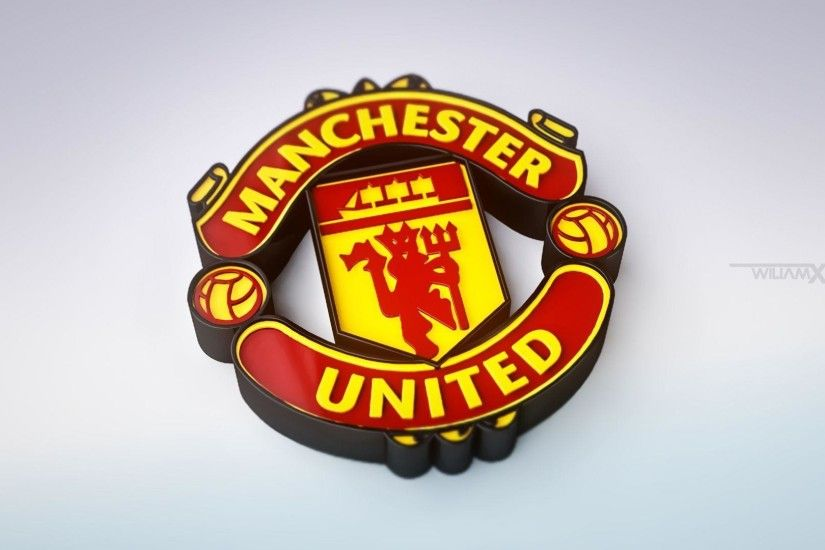 Manchester United Logo Wallpapers | Wallpapers, Backgrounds .