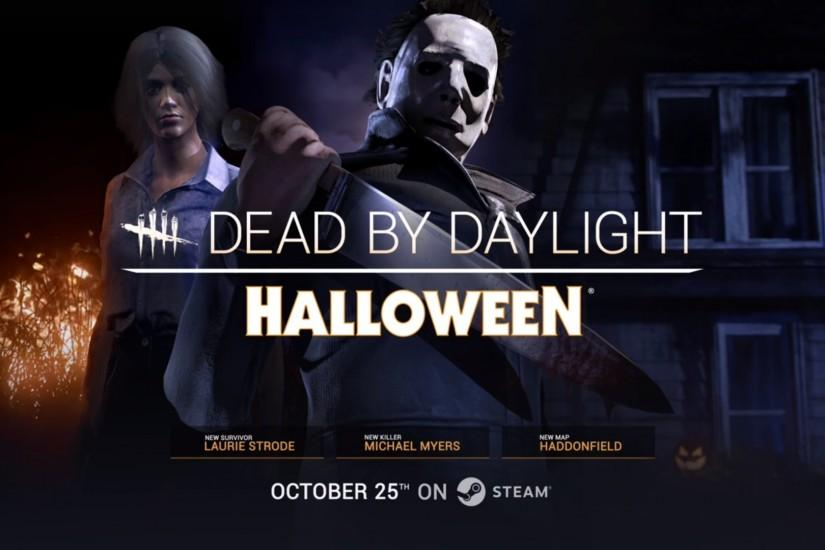 "... embracing the Halloween spirit by releasing a Halloween themed DLC  called ""Halloween Chapter"" where you get to be the famed killer Michael  Myers from ..."