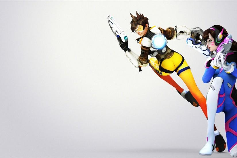 amazing overwatch tracer wallpaper 1980x1080