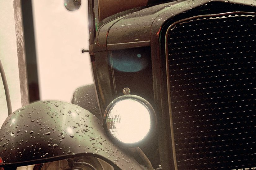 Need For Speed, Ford, Hot Rod, Rat Rod, Car, Photography, Custom Wallpaper  HD