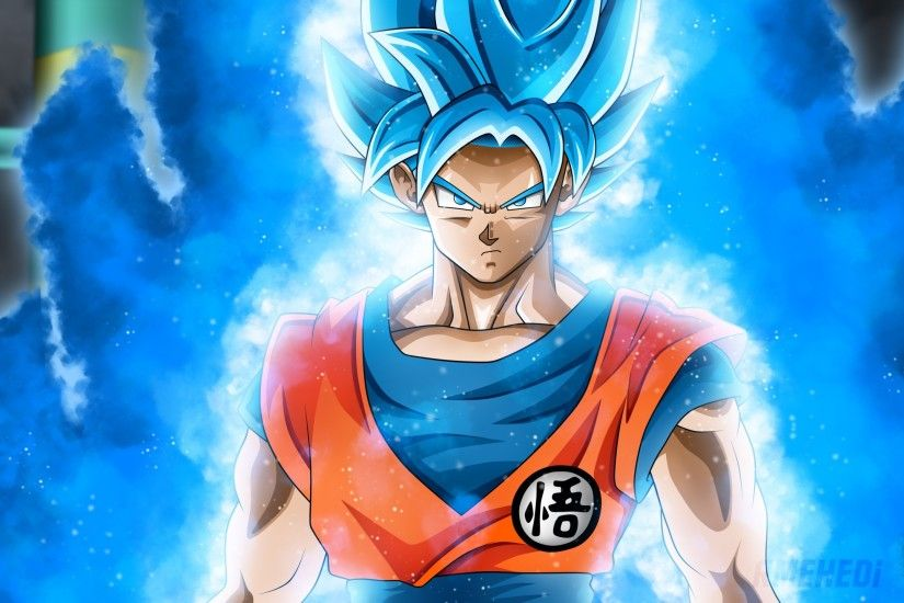 Wallpaper Goku, Dragon Ball Super, Anime, #7373