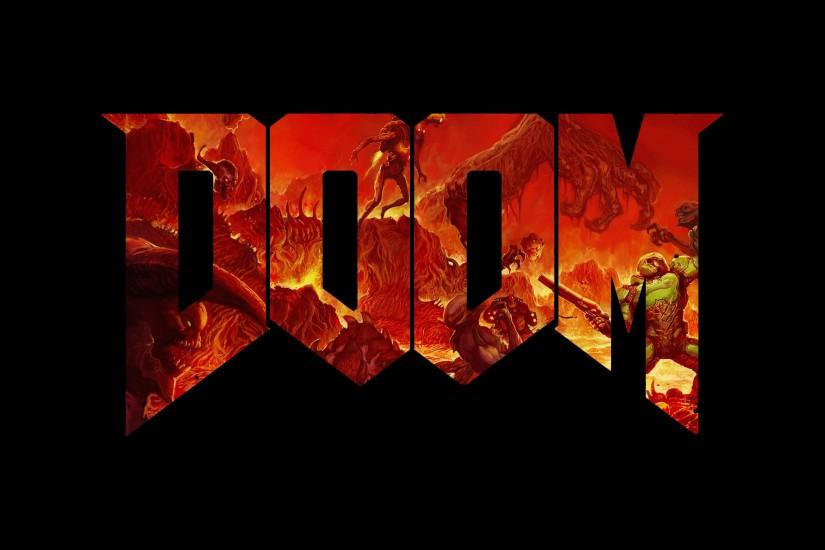 full size doom wallpaper 3840x2160