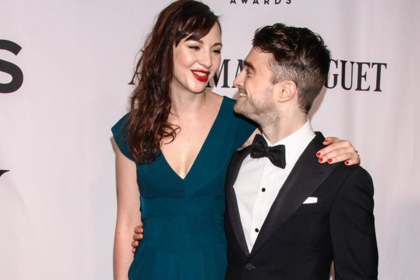 Daniel Radcliffe's a complete romantic: Gushes about how wonderful love is